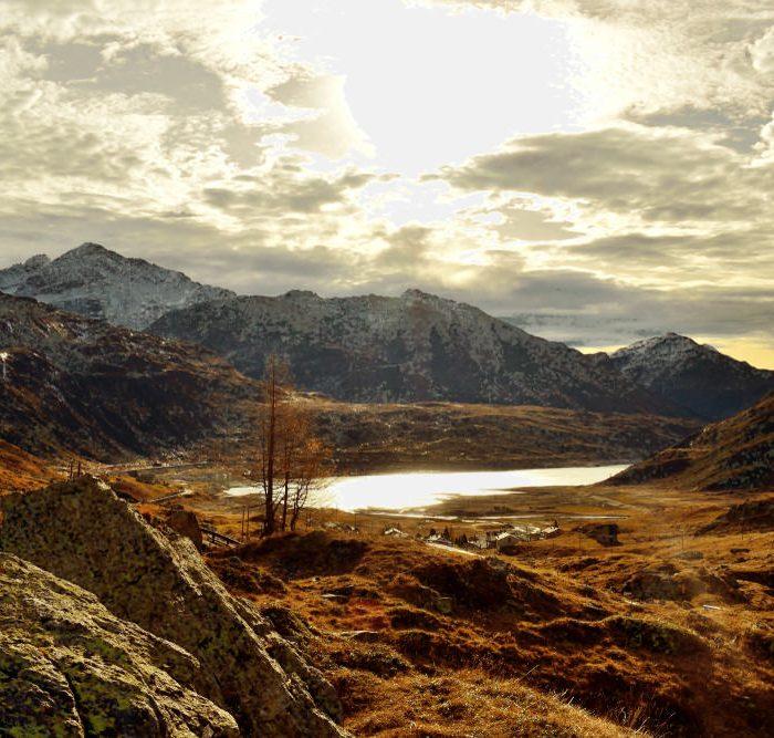 Via Spluga, trekking in Svizzera