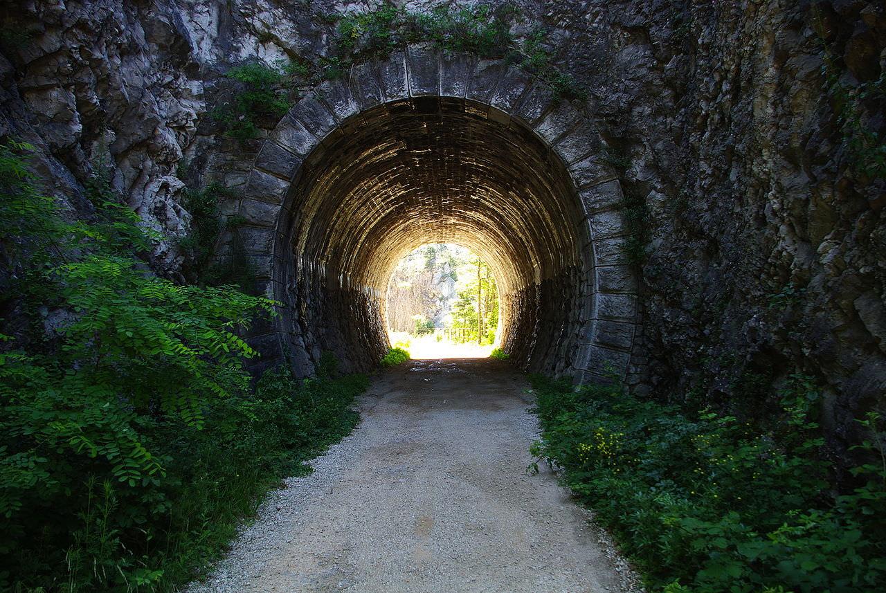 Val Rosandra trekking