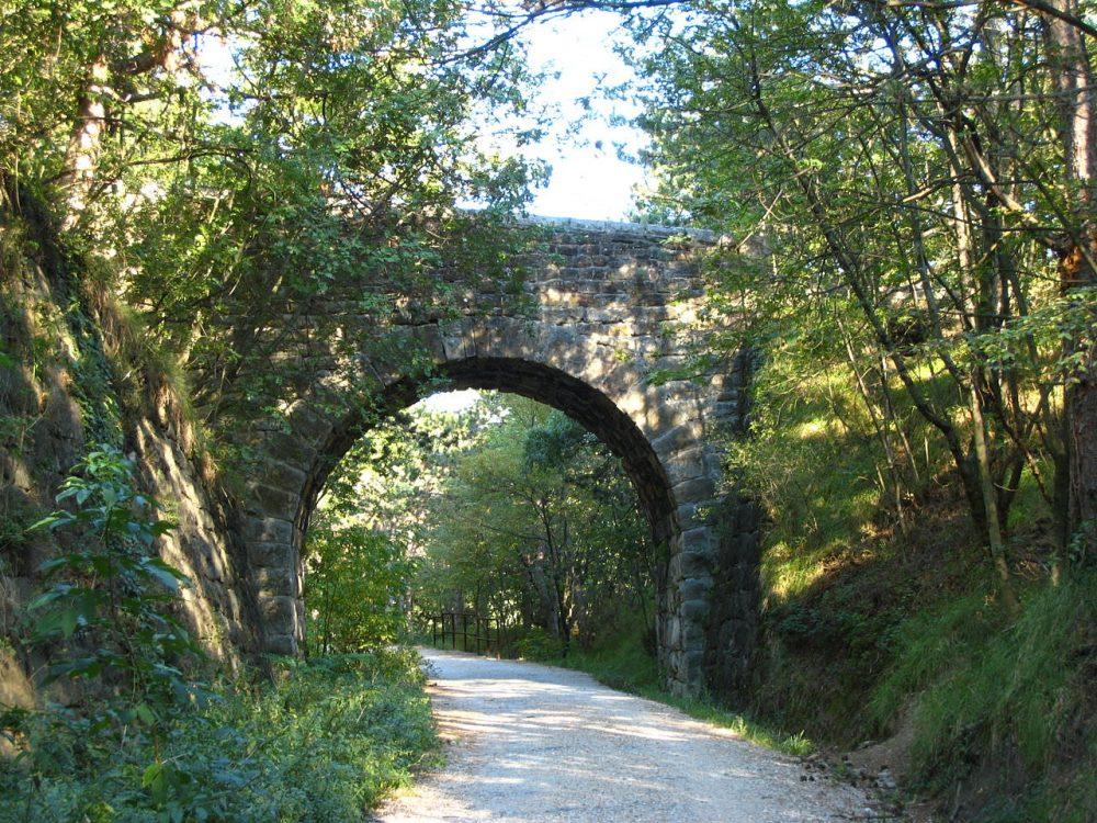Val Rosandra trekking Friuli