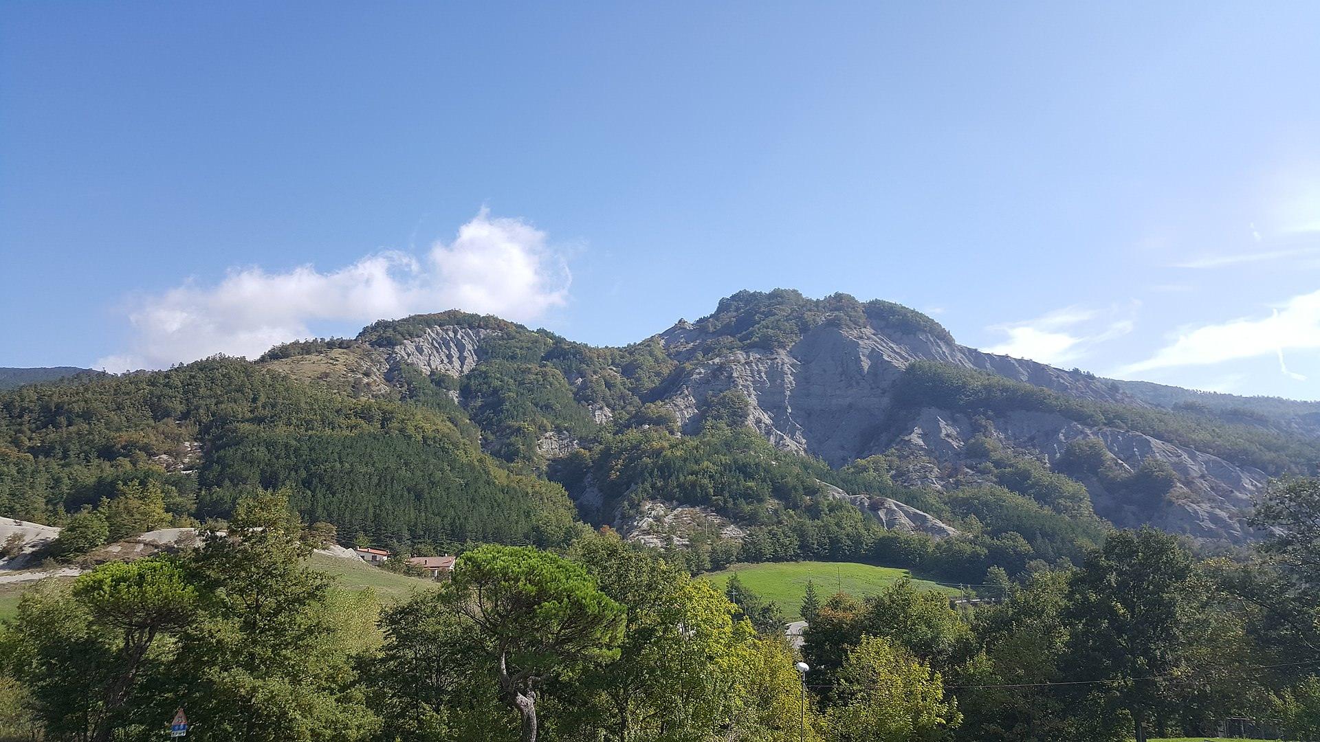 Monte Fumaiolo, Montione