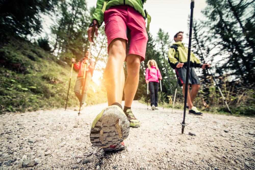 Trekking, i benefici