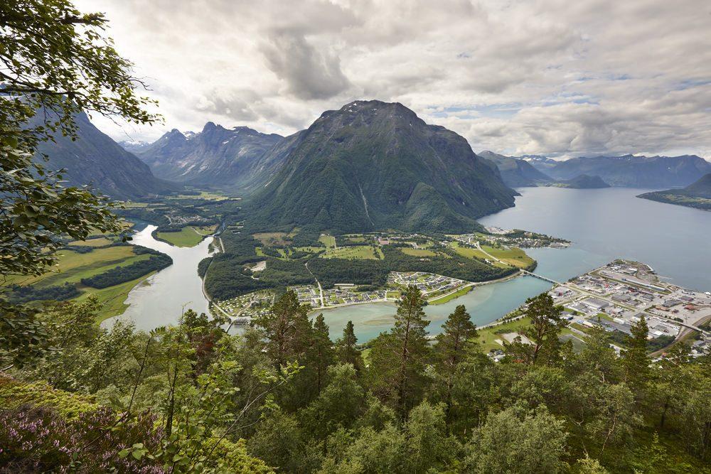Trollstigen trekking Norvegia