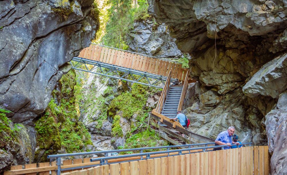 Cascate Stanghe, trekking Trentino