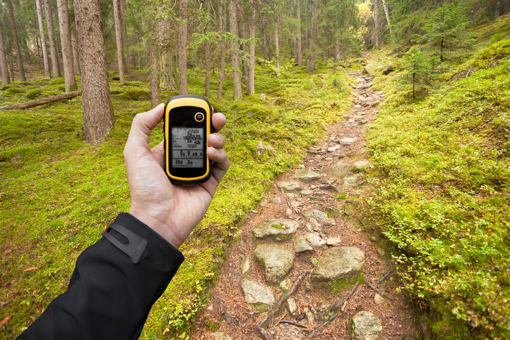 GPS per trekking