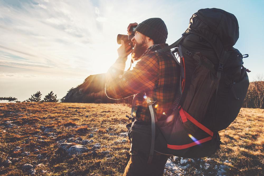 Trekking e fotografia