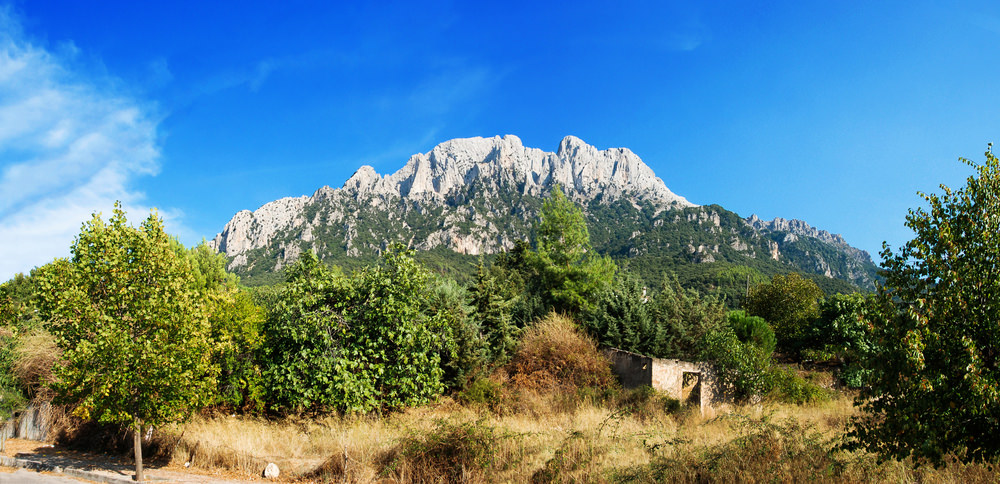 Trekking Sardegna. Monte Corrasi