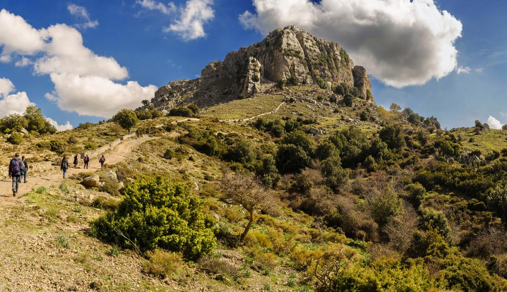 Trekking Sardegna. Orgosolo