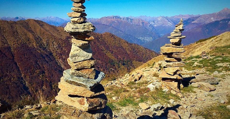 Scenic Trail Monte Tamaro