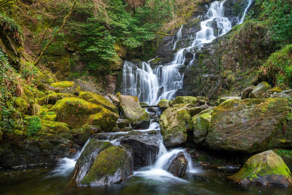 Torc Waterfall, Killarney National Park