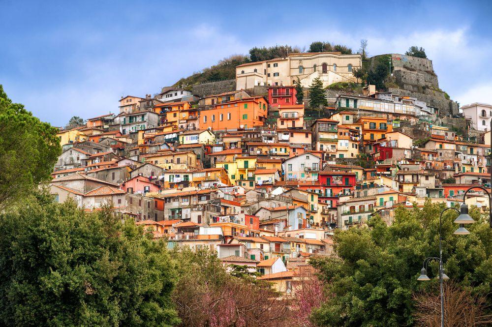 Colli Albani - Rocca di Papa