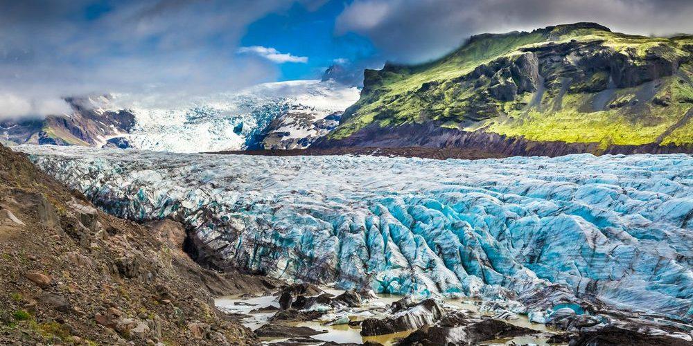 Vatnajökull, il ghiacciaio più grande d'Europa per volume
