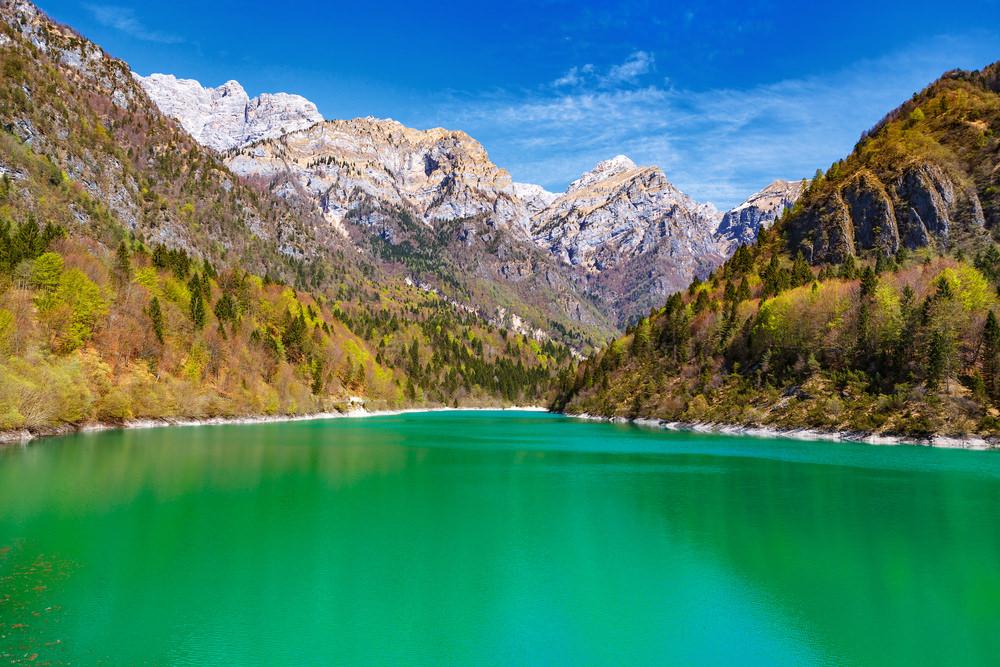 Parco Nazionale delle Dolomiti Bellunesi, trekking