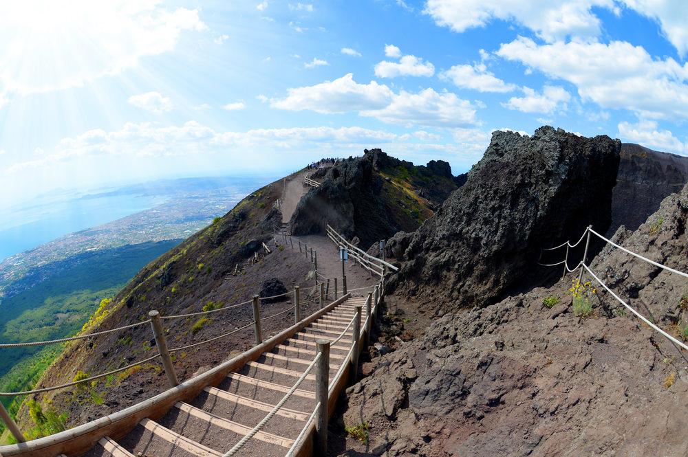 Parco Nazionale del Vesuvio - Trekking