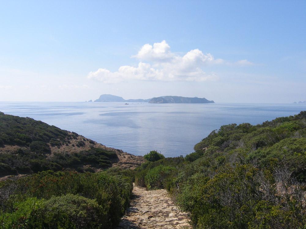 Parco Nazionale del Circeo - Isola di Zannone