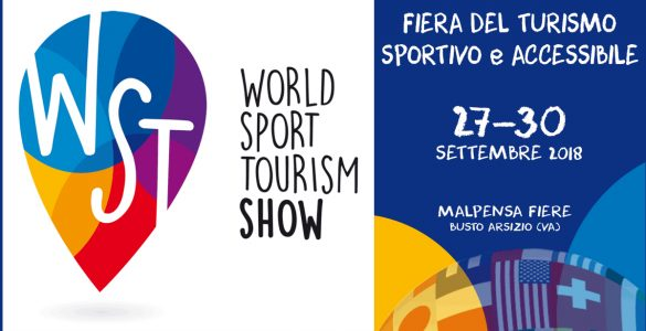 World Sport Tourism Show 2018