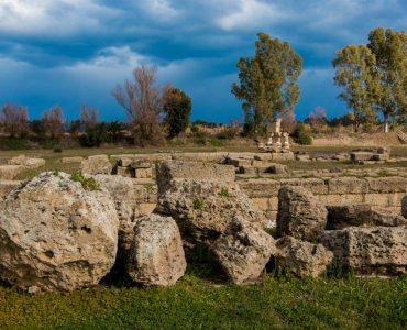 Val Basento, Metaponto
