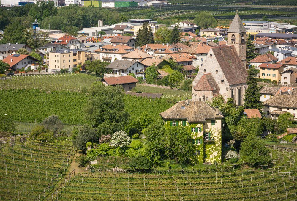 Strada del Vino Alto Adige - Egna