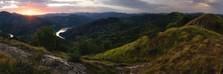 Valle Scrivia, trekking in Liguria