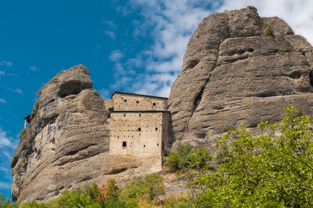 Valle Scrivia, Castello di Pietra