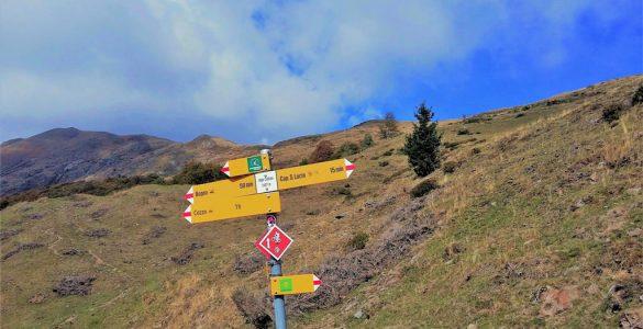 Alpe Cottino, Passo del San Lucio
