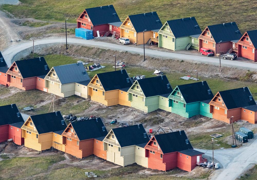 Longyearbyen, Isole Svalbard