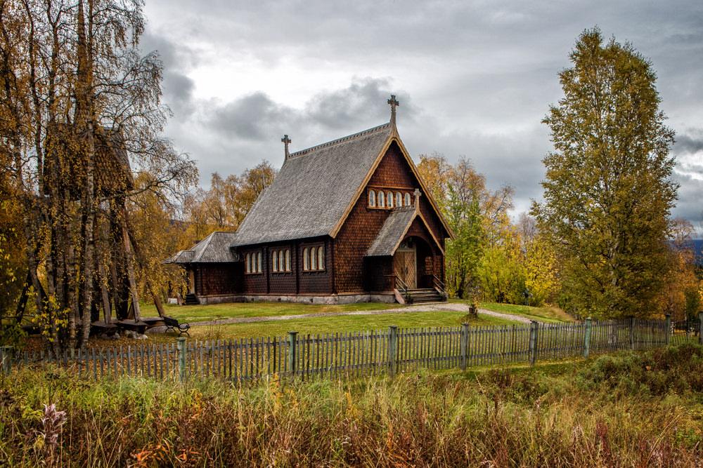 Parco nazionale Sarek, Kvikkjock