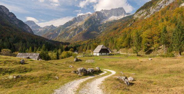 Monte Tricorno, Slovenia