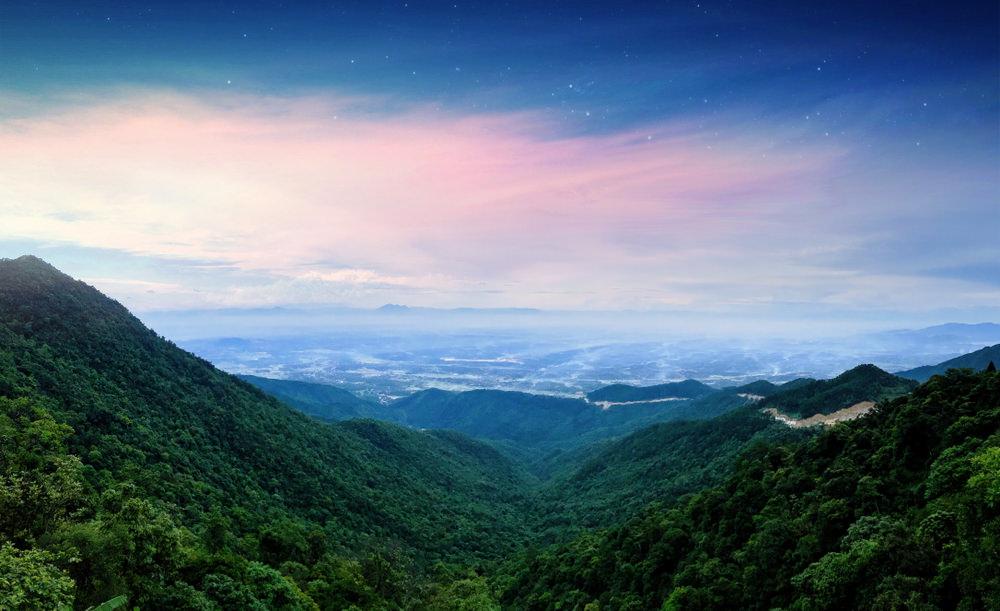 Parco nazionale di Tam Dao