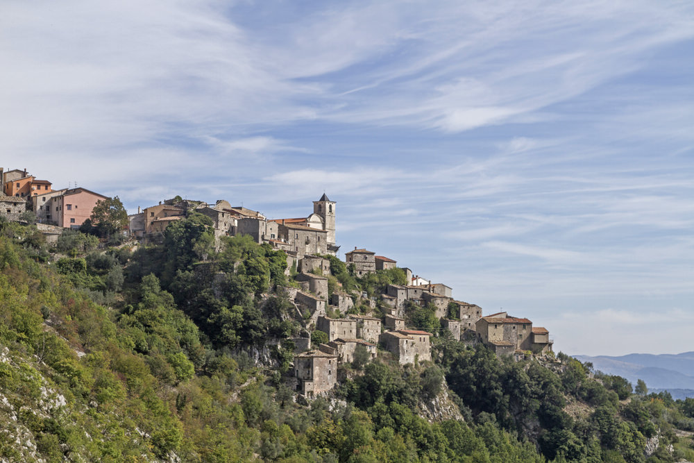 Castel San Vincenzo, Mainarde