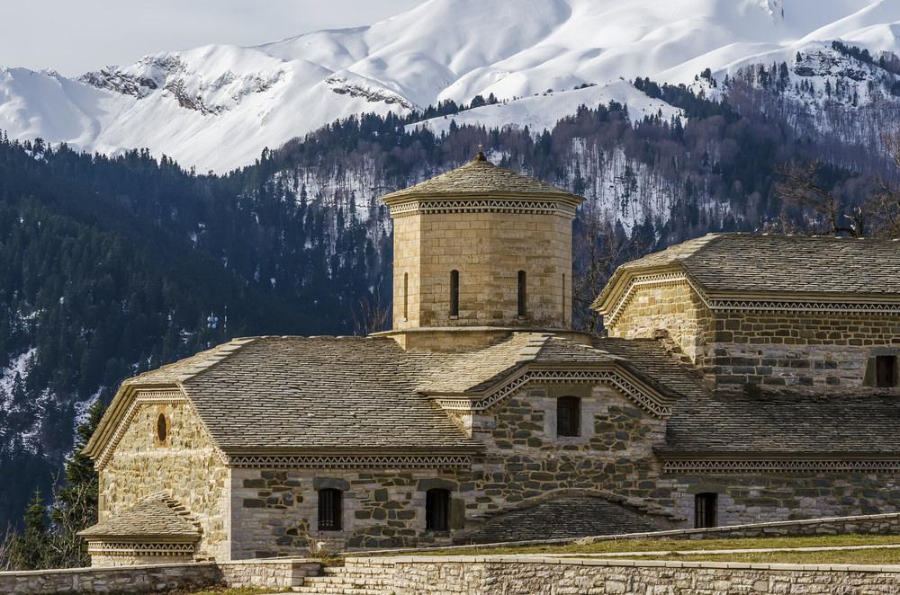 Agia Paraskevì, Monte Olimpo