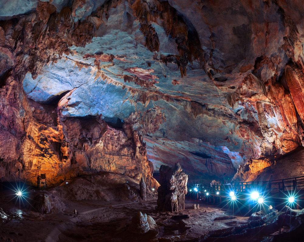 Paradiso, Grotte di Phong Nha