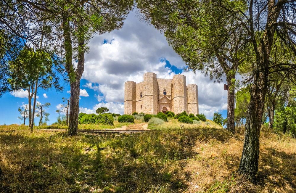 Parco Nazionale dell'Alta Murgia, Castel del Monte