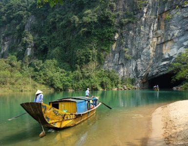 Grotte di Phong Nha