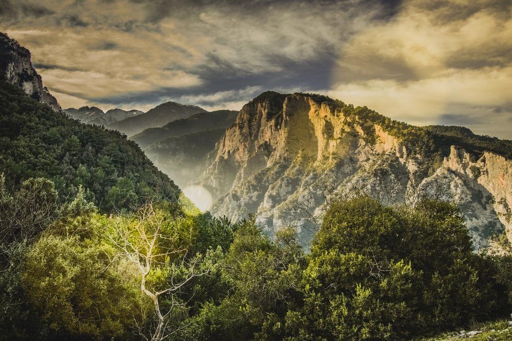 Litohoro, Monte Olimpo