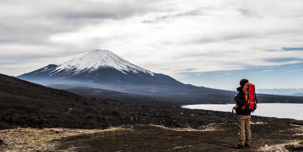 Monte Fuji, scalata
