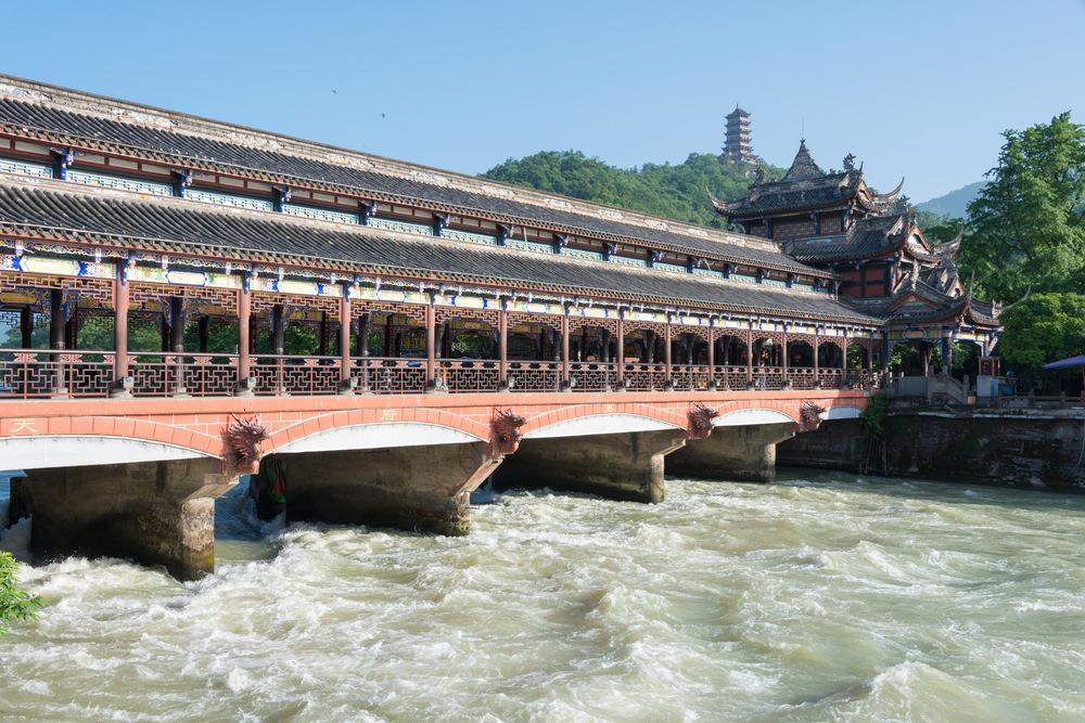 Monte Qingcheng, Dujiangyan