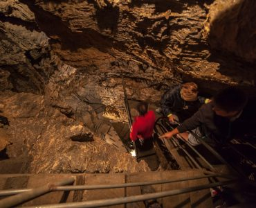 Grotte del Vento, Toscana