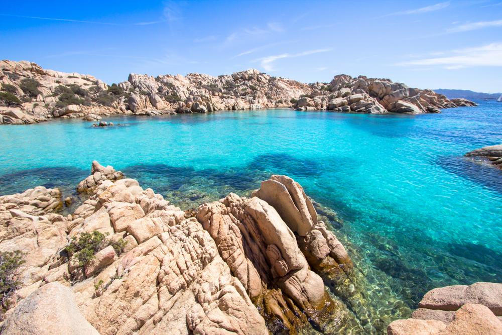 Arcipelago della Maddalena - Mare