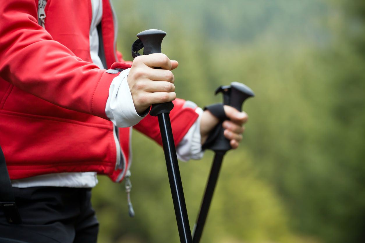 Bastoncini da Nordic Walking: come scegliere quelli giusti