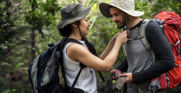 Cappello da trekking