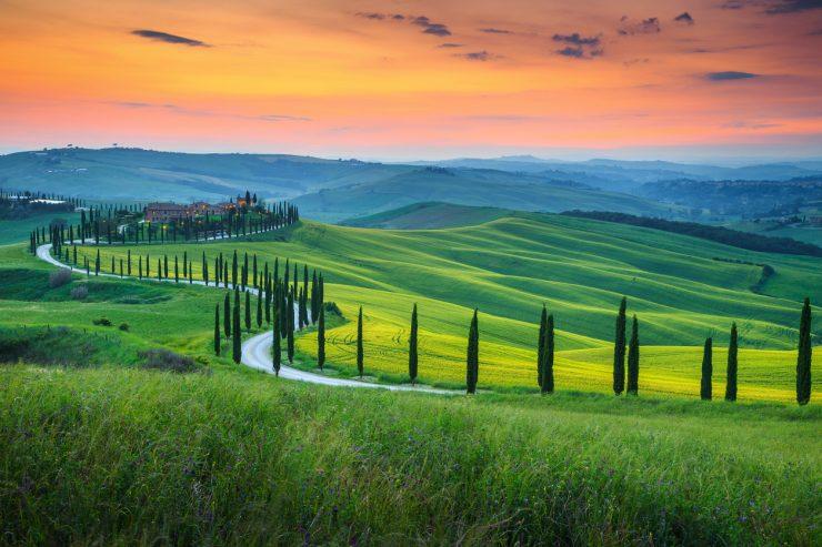 La Toscana experience di Wantrek in un weekend