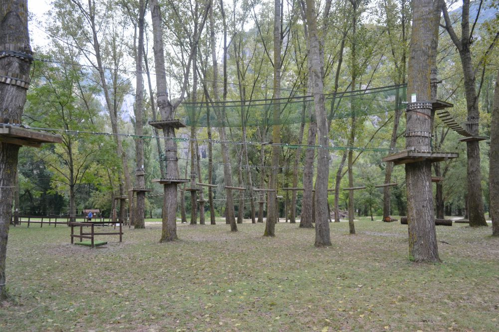 Parco avventura Furlo