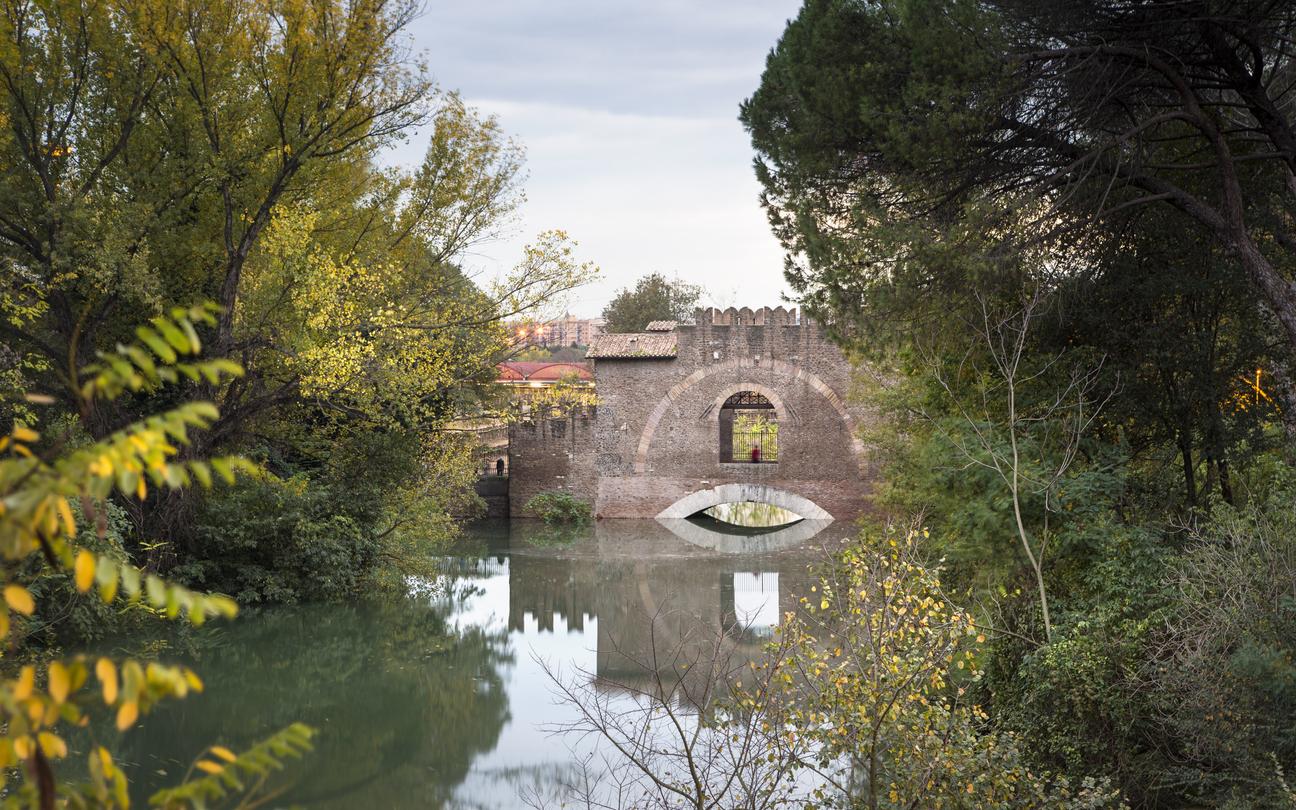 Kayak alle porte di Roma: il fiume Aniene