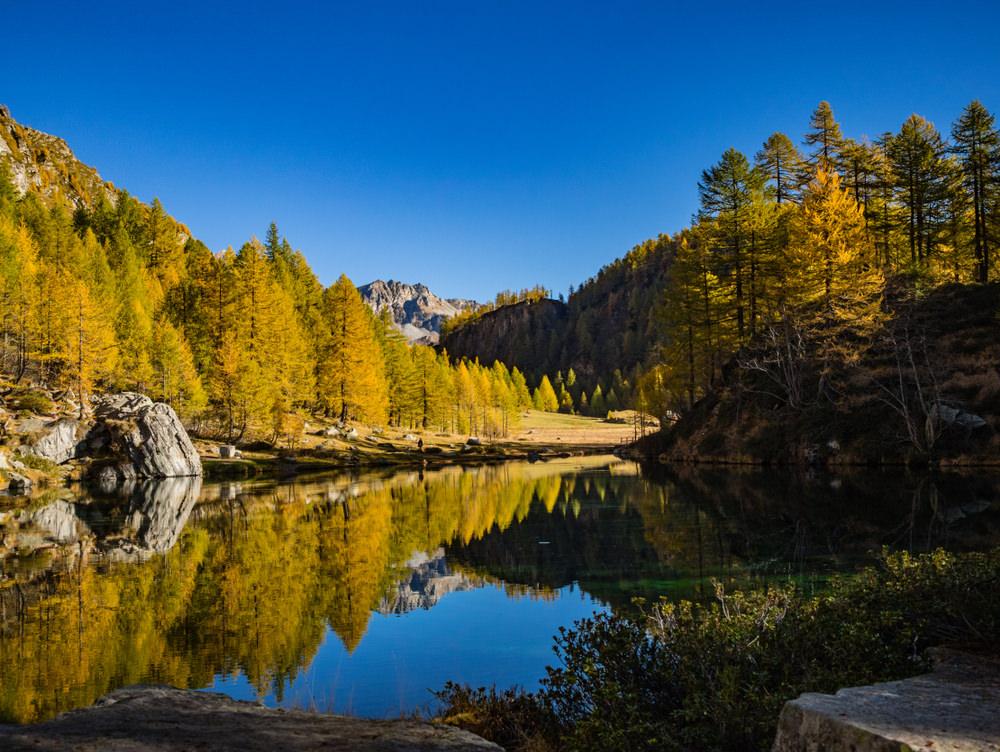 Lago delle Streghe Alpe Devero
