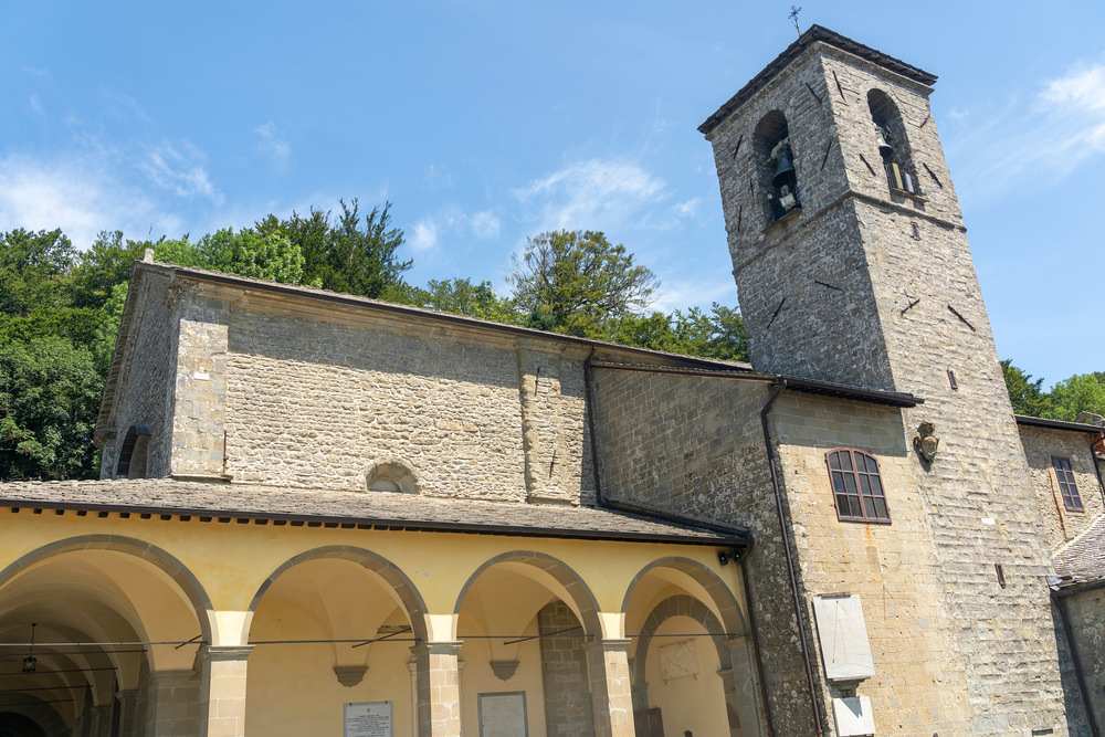 Santuario della Verna, basilica maggiore