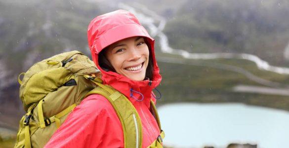 giacca termica impermeabile