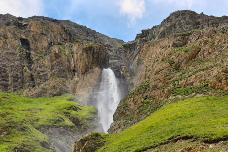 trekking e cascate