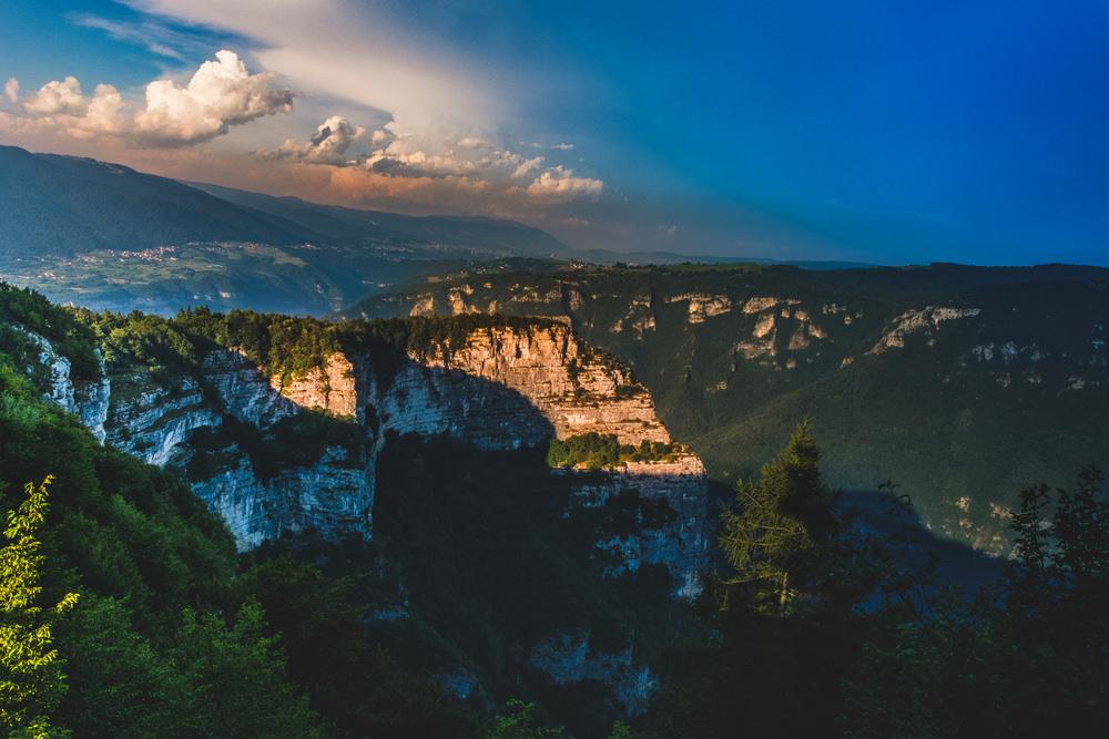 Altopiano di Asiago, panorama