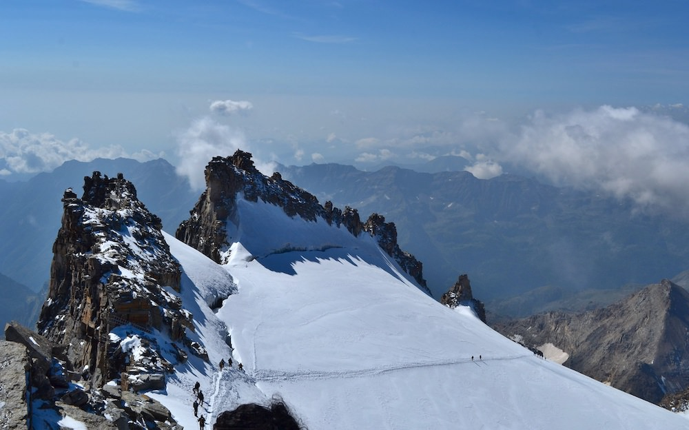 Gran Paradiso, Valle d'Aosta