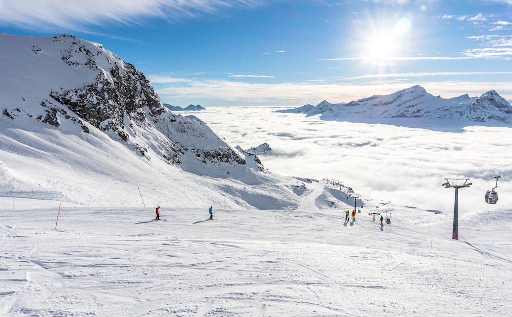 Ciaspolare Valle d'Aosta: Gressoney